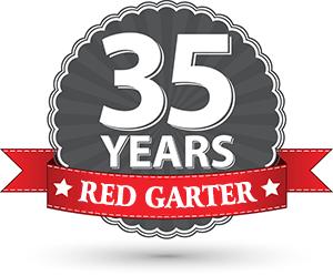 35_years_red_garter